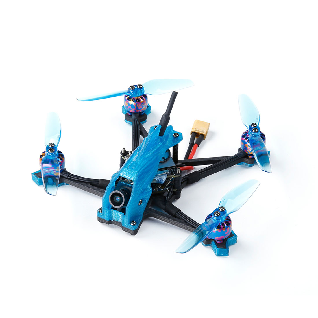 2019 New iFlight CinePick 120HD SucceX BWhoop F4 <font><b>1105</b></font> 4500KV <font><b>Brushless</b></font> <font><b>Motor</b></font> 4S Baby Turtle HD Camera For RC FPV Racing Drone image