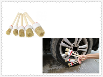 Car interior cleaning beauty detail wood brush screw auto fine wash for Chevrolet Impala Chaparral B