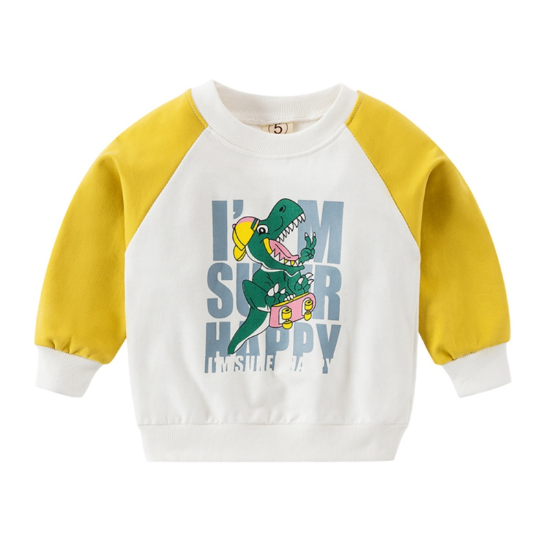 Toddler boys girls Sweatshirts Spring Autumn Winter Coat Sweater Baby Long Sleeve Outfit Tracksuit Kids Shirt Cheap Clothes 2020 4