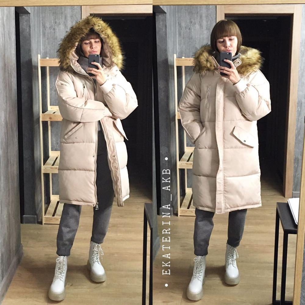 Foreign style cotton padded clothes cotton padded clothes women's tide winter clothing 2020 new cotton padded jacket|Parkas| - AliExpress