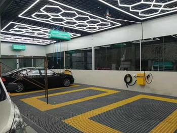 Customize Pendant Lights for Washing Car Room Hanging Office Workshop Factory Office Lamps Fixture