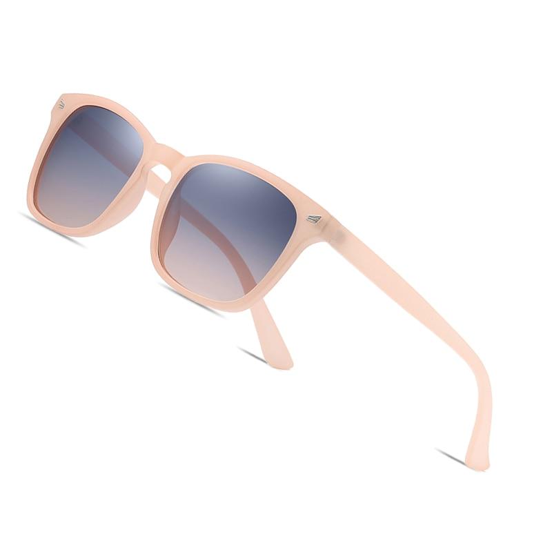 AOFLY BRAND DESIGN Polarized Sunglasses Women Men Fashion TR90 Flexible Frame Ladies Square Sun Glasses Driving Zonnebril Heren