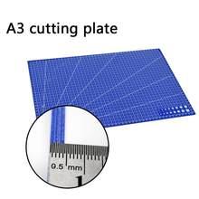 A3/a4 pvc costura esteiras de corte retângulo grade linhas de corte esteira dupla face placa design placa de corte esteira artesanato diy ferramentas