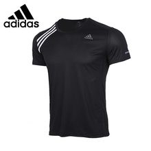 Original New Arrival  Adidas OWN THE RUN TEE Men's T-shirts short sleeve Sportswear