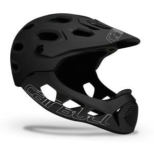 Image 2 - Cairbull allcross mtb nova montanha cross country bicicleta rosto cheio capacete de segurança esportes radicais capacete casco ciclismo