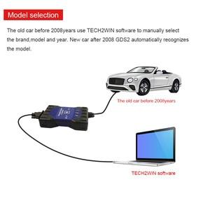 Image 2 - MDI1 in New MDI2 Housing MDI Multiple Diagnostic Interface MDI USB WIFI Multi Language Scanner Software GDS2 Tech2Win V2020.3