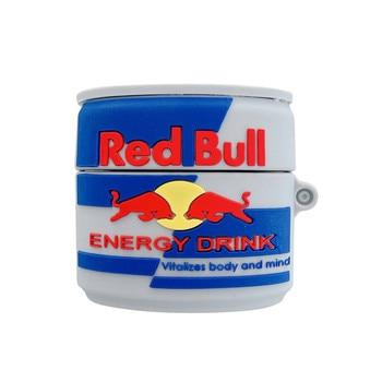 Red Bull Airpods Skal