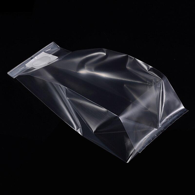 6Sizes PVC Mushroom Spawn Grow Bag Substrate High Temp 50//100PCS Polypropylene
