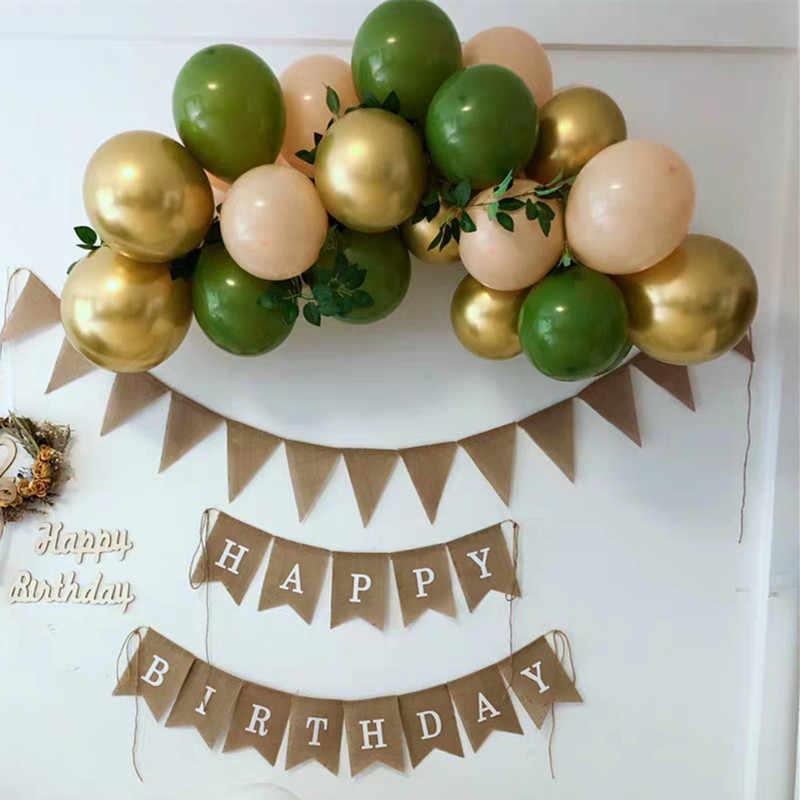 Ballons Anniversaire Âges 1 To 100 Décorations de Fête-Pack 5