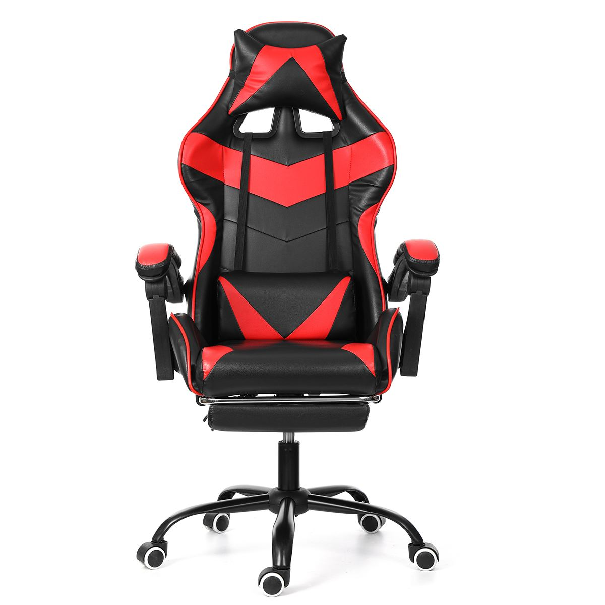 Computer Gaming Chair Internet Seat For Cafe Household Lounge Office Chair For Silla Gamer Adjustable Lifting Tilt Swivel Chair