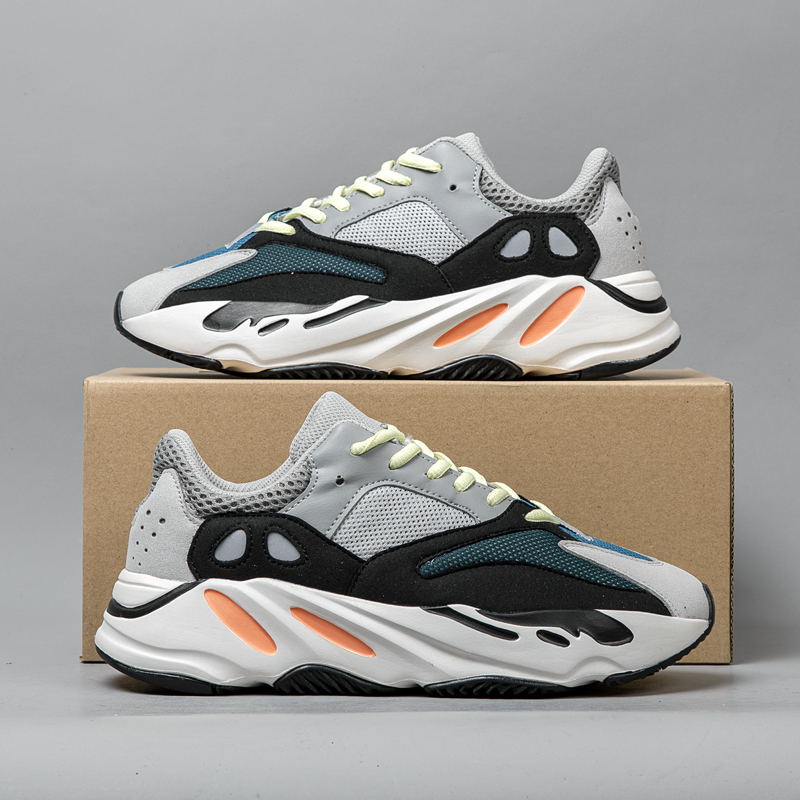 2021 summer Women's running shoes couple fashion Men's sneakers large size breathable father shoes men Sports casual shoes