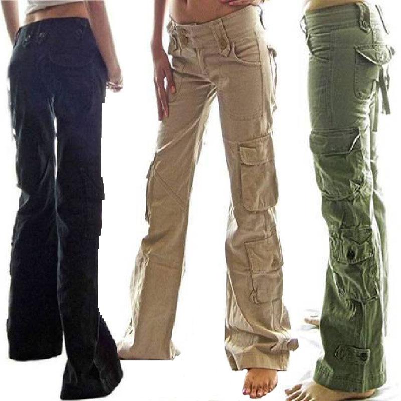 Y2k джинсы для женщин большой повседневные комбинезоны для мальчиков от Однотонная одежда Красочные тренировочные брюки для девочек Женска...