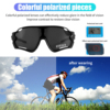 2020 Outdoor Sports Polarized Cycling Glasses Road Bike Glasses Mountain Bicycle Sunglasses Men Women Cycling Goggles Eyewear 5