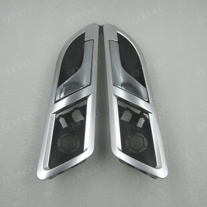 Image 3 - Cho 08 12 VW Lavida/Skoda Siêu 01 08 Bên trong cửa tay cầm bên trong tay cầm nội bộ cờ lê mở cửa cờ lê mạ Bạc