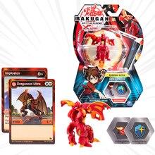 Gift Genuine-Bakugan-Upgrade Toy Unicorn Warrior Dinosaur New-Card Super-Blazing Catapult