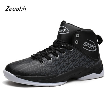 2019 New Men Basketball Shoes Breathable Classic Basketball Trainers Outdoor Tenis Sneakers Zapatillas Homme Sport Shoe