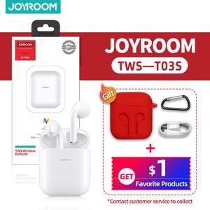 Joyroom Bluetooth Earphone Headsets Sport Earbud True Wireless Tws-Stereo In-Ear