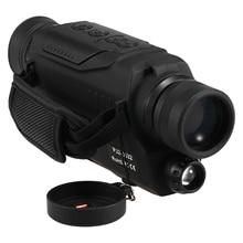 ראיית לילה המשקפת 2x זום דיגיטלי מים עמיד IR ראיית לילה היקף לציד מכשיר עם 200M מרחק מצלמה וידאו