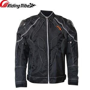 Men Motorcycle Jacket Rider Bo