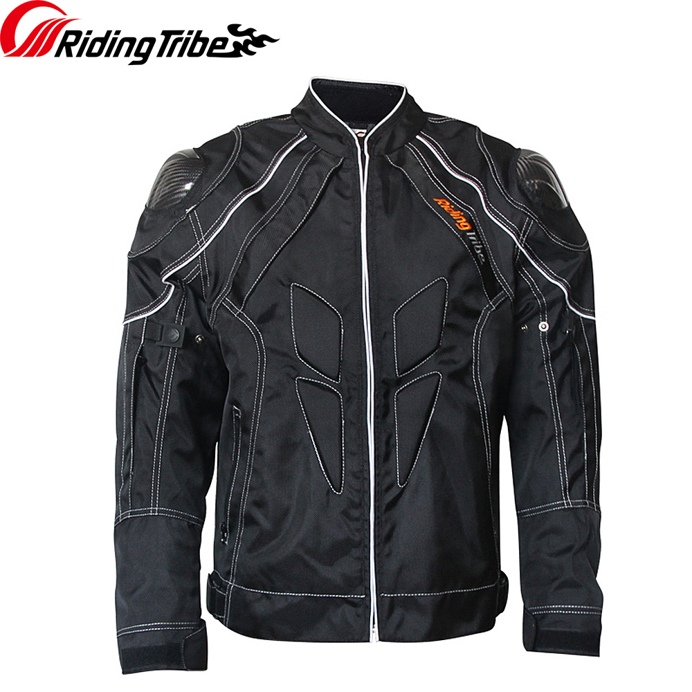Men Motorcycle Jacket Riding Protective Coat Motorbike Full Race Season Rider Protective Safety Clothing With Warm Liner JK-41