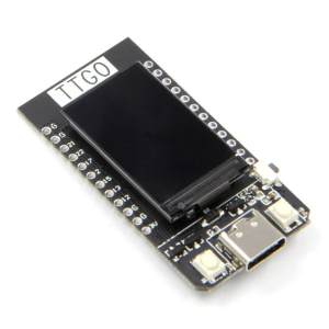 Development-Board Bluetooth-Module ESP32 Ar Duino Wifi TTGO T-Display LCD Polegada Para