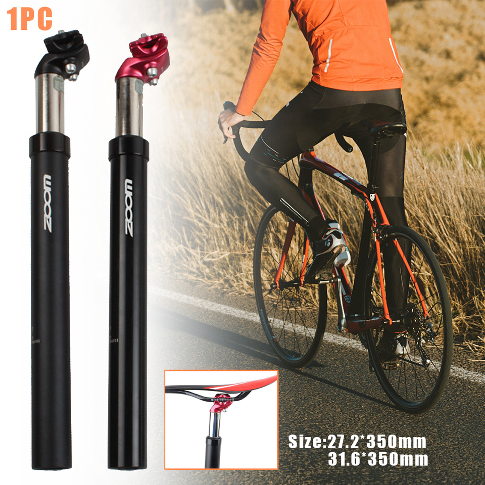 Details about  /Aluminium Alloy Shock Absorbing Suspension Mountain Bike Seatpost Rod For ZOOM