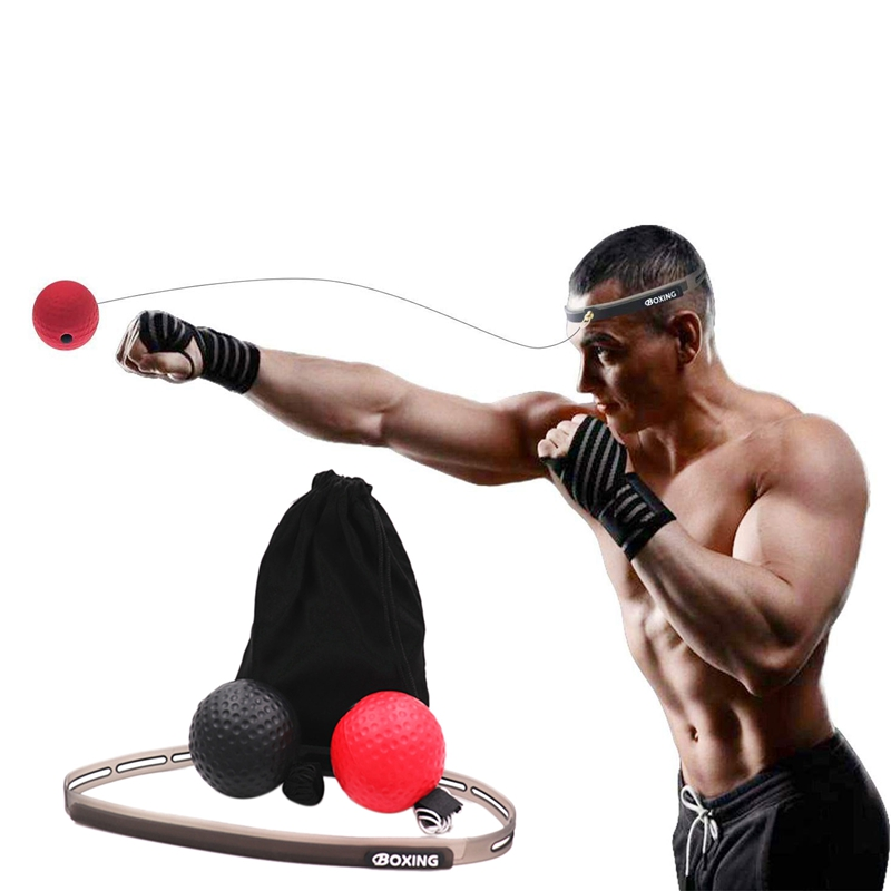 Bola reflex, boxe luta bola reflexo para