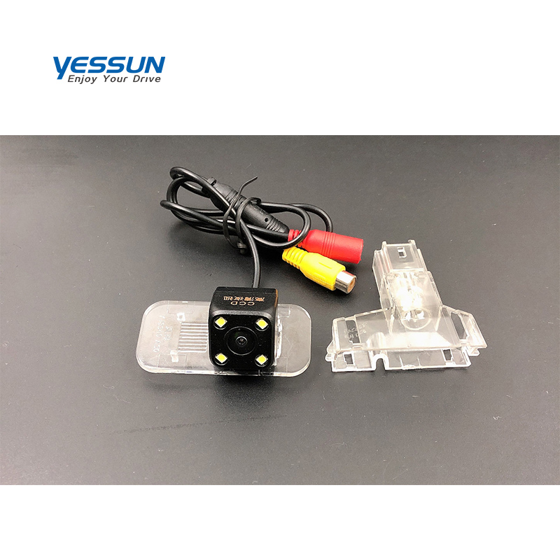 Yessun parking system Rear View Camera For Dongfeng fengshen AX7/A30 Reversing Park Camera #MX5515/License plate light camera|Vehicle Camera| |  - title=