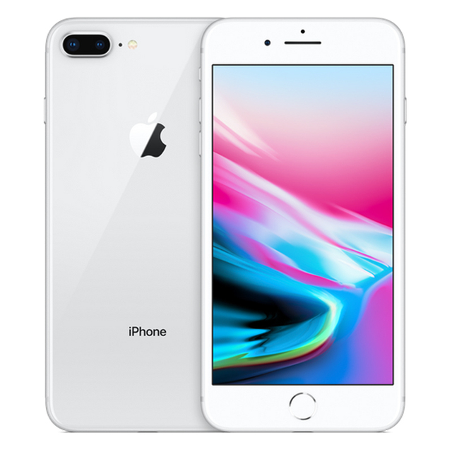 Original Apple iPhone 8 Plus 3GB RAM 64/256GB ROM Hexa Core iOS 12MP Wireless Charging Fingerprint LTE Unlocked Mobile Phone