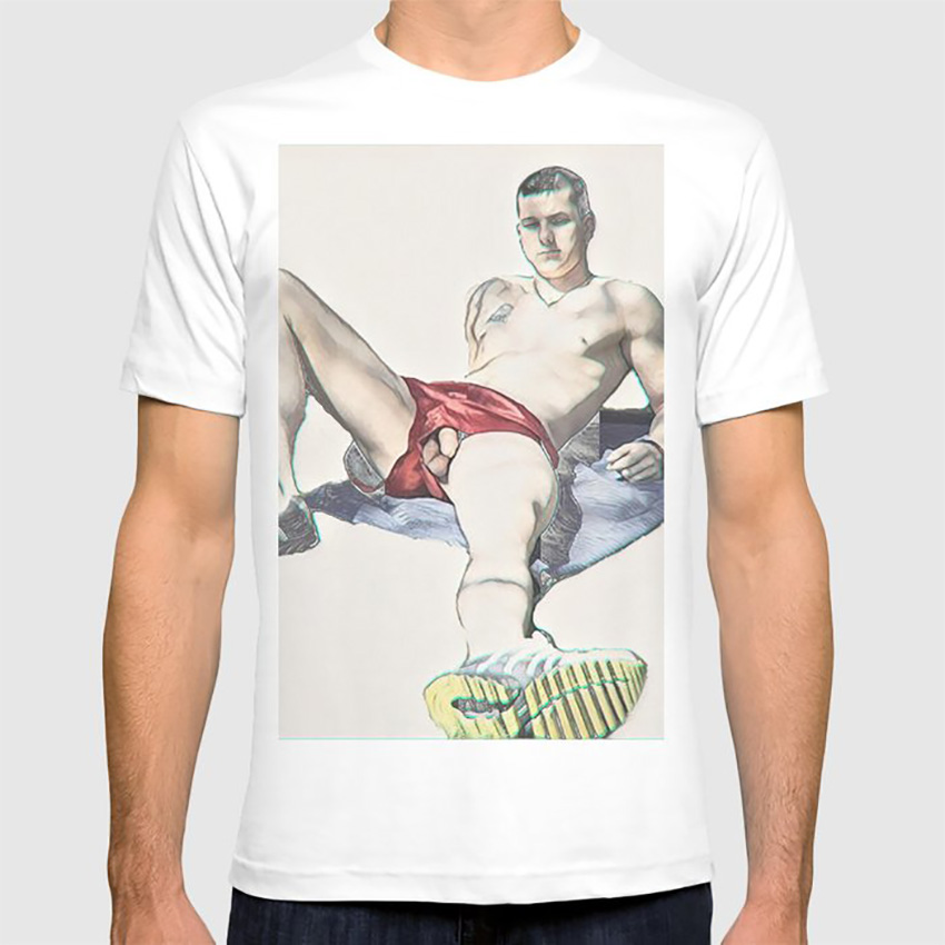 Soccer Boy T Shirt Men Love