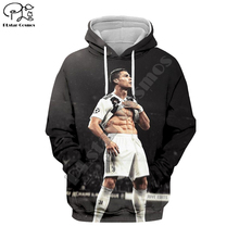 PLstar Cosmos Cristiano Ronaldo athletes 3D Printed Hoodie/Sweatshirt/Jacket/shirts Mens Womens hiphop Tracksuit fit swag style5