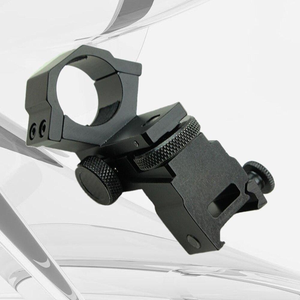Rifle Scope Mount K1 Adjustable Aluminum Alloy Elevation Windage Adjustable Scope Mount