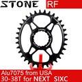 Steen Ovale Kettingblad voor Boost 148 Volgende SL RF SIXC Turbine Atlas AEffect Cinch 30t 32 34t 36 38T Fiets Tand MTB Kettingwiel Plaat