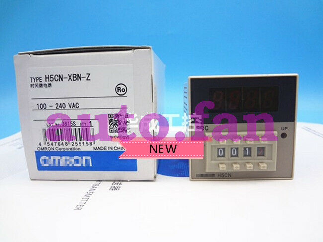 For H5CN-XBN-Z Timer 100-240VAC