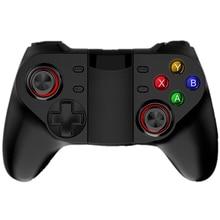 купить New Bluetooth Gamepad Mobile Joypad Android Joystick Wireless Vr Controller Android ios Mobile Computer TV Box Game Pad по цене 1178.22 рублей