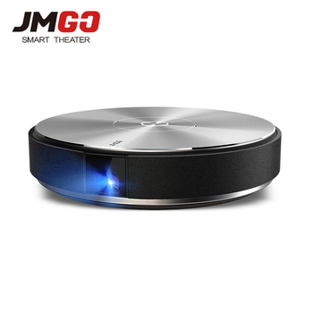 JMGO N7L Full HD DLP Projector 700 ANSI Lumens 1080P Beamer Android WIFI Support 4K Video tv LED Projector mini videoprojecteur