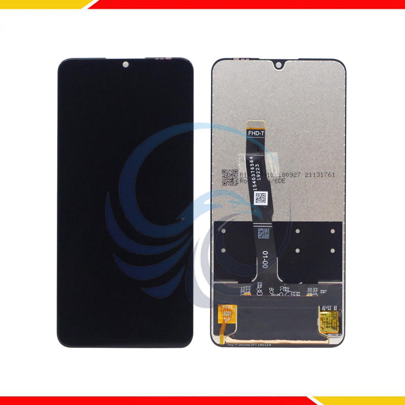 Tested LCD Display For HUAWEI P30 Lite Screen For Nova 4e Lcd Display Screen Touch Screen Complete Assembly