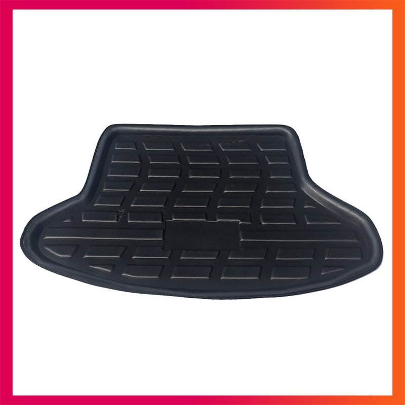 For Toyota Prius 2005-2015 Liner Tray Car Rear Trunk Cargo Mat Floor Sheet Carpet Mud Protective Pad