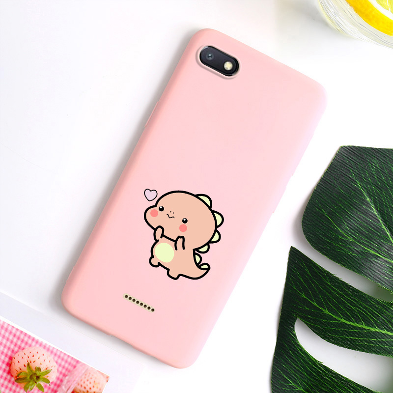 for <font><b>Xiaomi</b></font> <font><b>Redmi</b></font> <font><b>6A</b></font> Case Xiomi <font><b>Redmi</b></font> 6 Funda 3D DIY Painted Soft Cover On <font><b>Xiaomi</b></font> <font><b>Redmi</b></font> Note 8 7 Pro 8T 8A 7A Mi 9T A3 9 SE Lite image