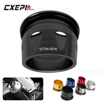 New T-max 530 2016 Motorcycle accessories pipe muffler Exhaust Tip Cover For Yamaha T MAX TMAX 500 T-max500 XP530 2012-2015
