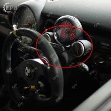 Внутренняя отделка для R56 Mini Cooper S AG искусственный материал Калибр держатель измерителя 60 мм Корпус Комплект тюнинг отделка для мини R56 гоночная часть
