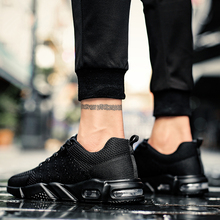 Men Walking Shoes Loafers Tenis Trainers Flying Woven Breathable Casual Sports Air Sole Students Flat Board Fashion Sneakers men casual shoes loafers man breathable sports tenis shoes trainers flying woven flat board walking shoes mens fashion sneakers
