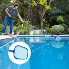 Pool Cleaning Net Aquarium Mesh Pool Skimmer Leaf Catcher Bag Swimming Professional Pool Cleaners Accessories Fish Tank Skimmer structure scan hd skimmer xdcr