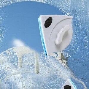 Магнитный двухсторонний очиститель для окон щетка для чистки стекла с высокой посадкой и стеклопакеты аксессуары для ванной комнаты