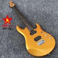 2020 High quality Eart Electric Guitar JP 6E Chinese best Electric Guitar Two Piece African Mahogany Wood,free shipping