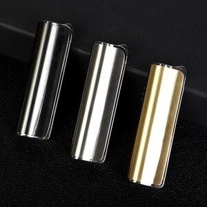 Mini Metal Turbo Lighter Gas L