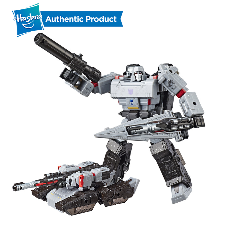 Siege Voyager Class Megatron Figure Par Hasbro Transformers la guerre pour Cybertron