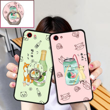 Luxury Holder Ring Case For Vivo Y17 Y3 V9 Y85 Y91 Y93 Y95 Y91i Y91C Y97 Phone Case Cover For Vivo Y81 Y83 Pro Case Cover(China)