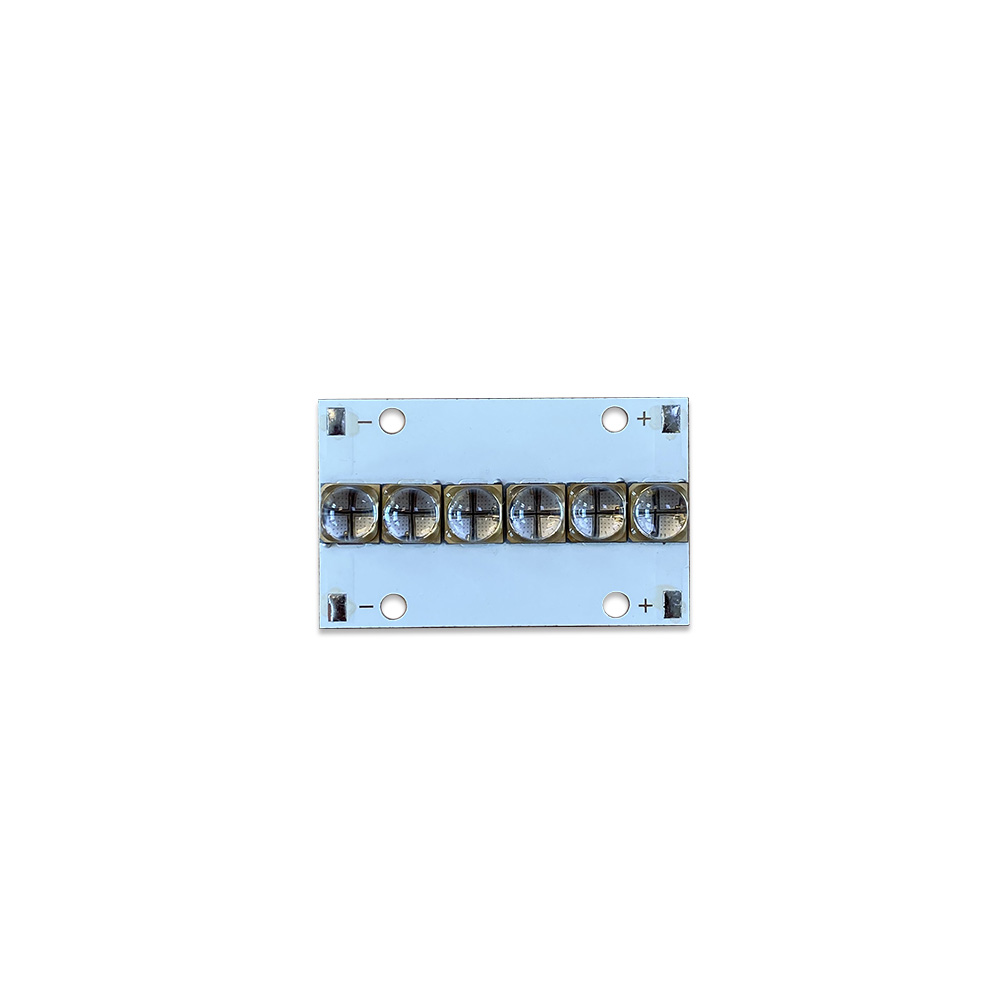 60W <font><b>LED</b></font> <font><b>UV</b></font> Module for Ultraviolet gel ink curing lights 3D photosensitive resin printer cure quartz 365nm 395nm <font><b>UV</b></font> Lamp beads image