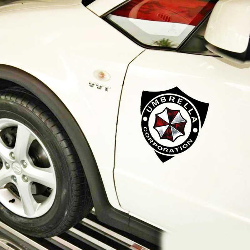 Volkrays, accesorios para coche, paraguas de la Corporación Shield Mark, pegatina para coche, pegatina para Volkswagen Polo Golf Audi A3 Ford Focus 2 Mini